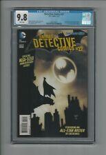 Detective Comics #27 CGC 9.8 NM/MT DC Comics The New 52 3/14 Mega-Sized Batman