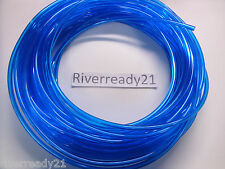 "1/8"" I.D. Blue Fuel-Gas-Line-Hose 1/4"" O.D. PWC Motorcycle Jet-Ski Sold x Foot"