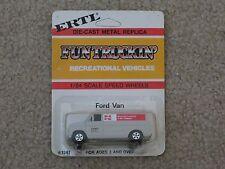ERTL Fun Truckin' Ford Van Cenex #1341 1:64 Scale MOC