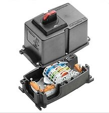 Weidmuller 1003260000 Field Power PowerBox On/Off Load Switch ~ 3-p 16A