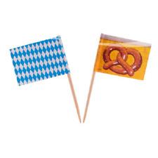 Oktoberfest Bayern Party Picker Folat bayrische Tisch Deko Dekoration Wies'n
