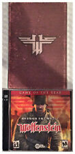 Return to Castle Wolfenstein Game of the Year PC Sealed New with New Manual Nice
