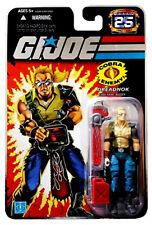 G.I. JOE 25th Anniversary Collection_Dreadnok BUZZER 3.75 inch action figure_MIP
