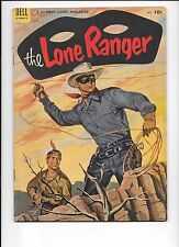 The Lone Ranger #73 July 1954 Dell Comics