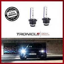 D2S Xenon Birne DUO, 2x Xenon Brenner D2S für Scheinwerfer Lampe 6000K Tronicle®