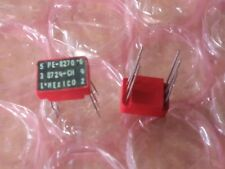 5x PULSE PE-8270 500mW PULSE TRANSFORMER 2 WINDING WITH CENTERTAP 1CT:1CT
