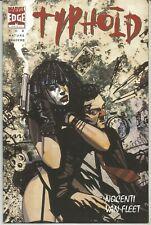 Typhoid #2 (Adult Comic) : December 1995 : Marvel Edge Comics