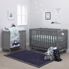 Child of Mine Cars 4 Piece Crib Bedding Set -Cat / Dog