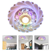 Crystal LED Downlights Ceiling Down Lights Recessed Light Wall Lamp Spotlights