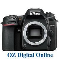 New Nikon D7500 20.9MP 4K Ultra HD Body Digital SLR Camera 1 Year Aust Wty