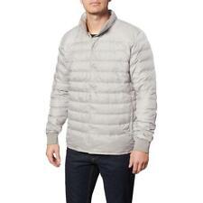 Cole Haan Mens Zerogrand Winter Down Insulated Puffer Coat Outerwear BHFO 3622