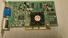 ATI Radeon 8500 DDR 64MB AGP Graphics Card DVI