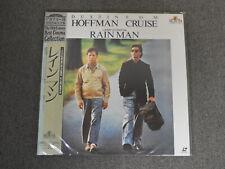 < Unopened > Rainman - Laser Disc - OBI JAPAN LD