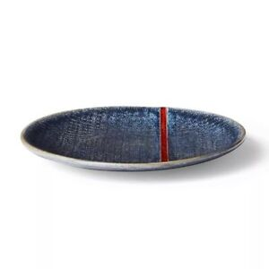 Levi's x Target - Shipping Varies! - Red Stripe Blue Appetizers Singular Plate