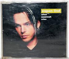 Single-CD ESPEN LIND - When Susannah Cries