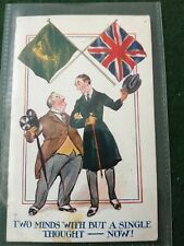 More details for original ulster no home rule / irish home rule political postcard.