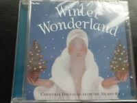 WINTER  WONDERLAND  :   CHRISTMAS  SONGS from the 30´s , ANNE  SHELTON,CD  NEU