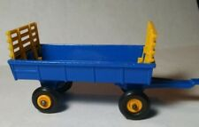 Matchbox 40C Hay Trailer BPW 1967