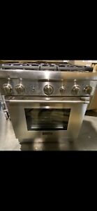 """THERMADOR PRL304GH 30"""" PRO HARMONY ALL GAS RANGE (LP)"""
