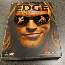WWE: Edge - A Decade of Decadence (DVD, 2008)