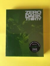 Zero Dark Thirty Plain Archive Exclusive SteelBook Full Green slip Region Free