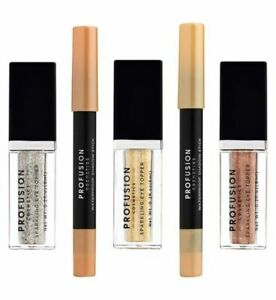Profusion Eye Sparkler Glitter Eyeshadow and Eyeliner Waterproof