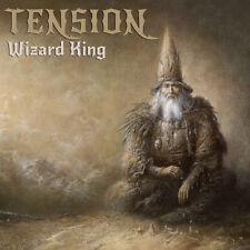 TENSION - Wizard King (NEW*CAN 80's METAL RERELEASE + 6 BONUS*ASHBURY*DARKSTARR)