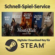 ⭐️ Mount & Blade - Full Collection - PC - STEAM Download Key - BLITZVERSAND ⭐️