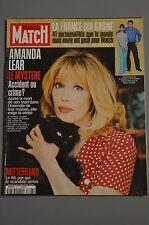 PARIS MATCH N°2693 (4/1/2000) Amanda Lear - Vendée Globe - Richard Gere A11