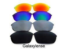 Replacement Lens For Oakley Half Jacket 2.0 Sunglasses Black&Titanium&Green&Red