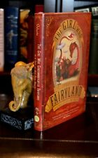 THE GIRL WHO CIRCUMNAVIGATED FAIRYLAND Catherynne Valente 1st / 1st Fantasy 2011