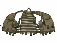 """ORIGINAL RUSSIAN SPOSN (SSO) VEST """"LORIKA"""" IN OLIVE FOR 8 MAGS"""