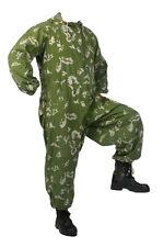 Authentic Rus Army KLMK Oversuit BEREZKA Grey Camo! Best price!! Size 2