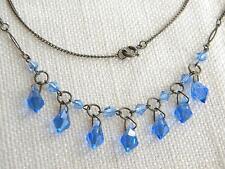 Crystal Glass Vintage Costume Jewellery (1960s)