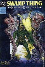 Swamp Thing #105 VF 1991 Stock Image