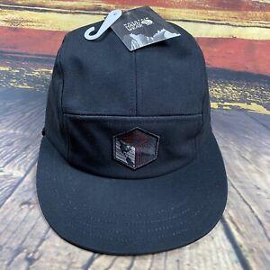 Mountain Hardwear Camp Hat w/ Ear Flap NWT Unisex O/S MTB Backpack Hiking Runner