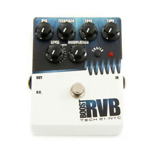 Tech 21 Boost RVB Analog Reverb Guitar FX Pedal