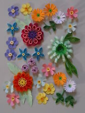 Floral Quilling Designs for Spring