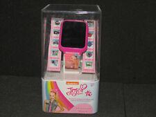JoJo Siwa Interactive Smart Watch Camera USB Video Touch Screen Party Changeable