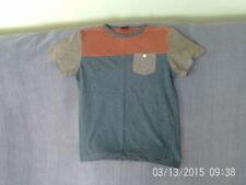 Next Boys' Cotton Blend Crew Neck Short Sleeve Sleeve T-Shirts & Tops (2-16 Years)