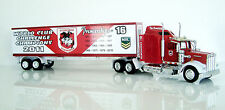 "KENWORTH W900 Semi Truck Diecast 1:43 Scale ""Dragons"" Custom Graphics"