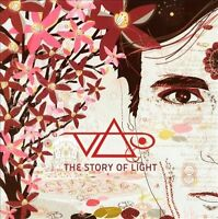 STEVE VAI The Story Of Light: Real Illusions: Of A... CD BRAND NEW