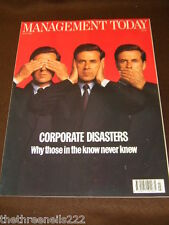 MANAGEMENT TODAY - COPORATE DISASTERS - JULY 1994