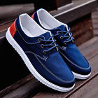 Fashion Canvas Sports Shoes Men's Casual Sneakers Driving Breathable Basketball