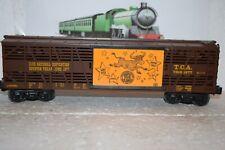 O Scale Trains Lionel TCA Stock Car 7812-1977