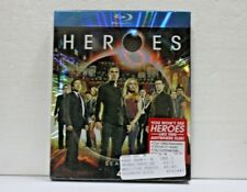 HEROES The Complete 4th season BLU RAY NEW SEALED