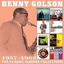 Benny Golson - The Classic Albums Collection: 1957 - 1962 (4cd) NEW 4 x CD