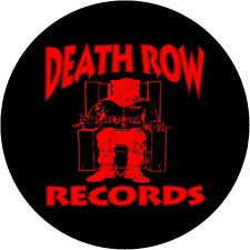 Death Row Records Slipmat Snoop Dogg Dr. Dre NWA Rap LP Vinyl Turntable Record