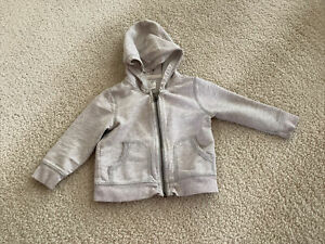 Carters 12 Month Hoodes Jacket With A Zipper