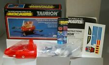 Superb Micronauts TAURION Vehicle NEVER USED Boxed UNOPENED BAG All Inserts